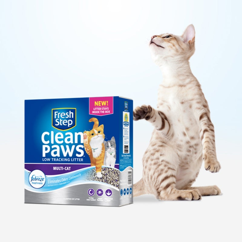 Promo: Innovation Fresh Step Clean Paws