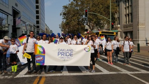 LGBT diversity and inclusion