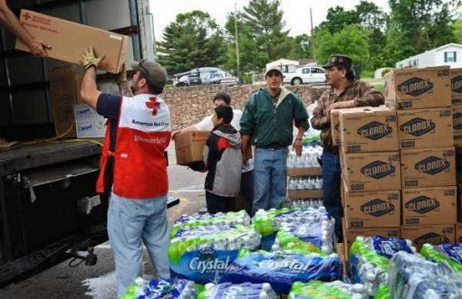 Clorox-supports-Red-Cross-flood-relief
