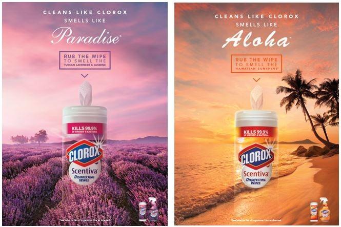 clorox seeks scent seekers good growth blog the clorox company