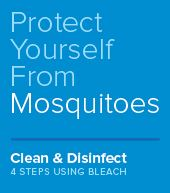Zika Protect Yourself from Mosquitoes