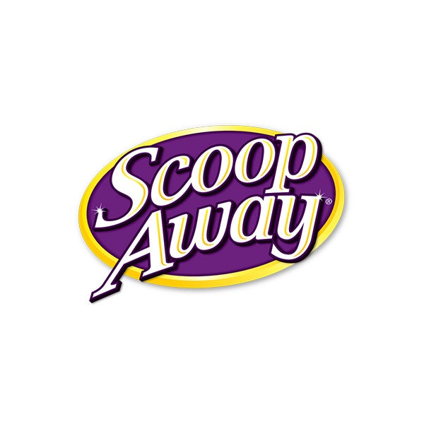 Logo: scoop away